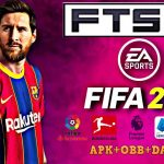 Download FTS Mod FIFA 2021 APK OBB Data