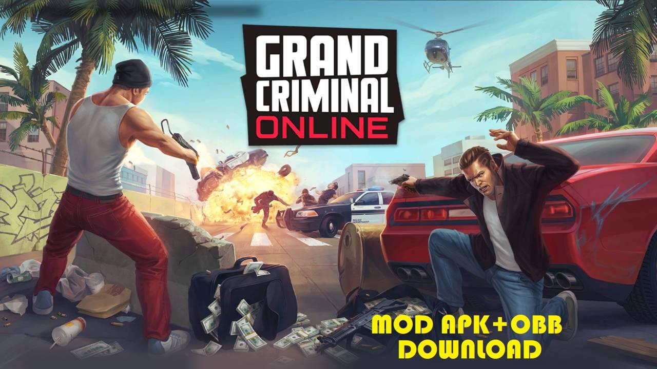 Download GTA - Grand Criminal Online MOD APK