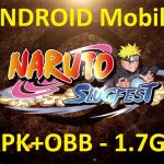 Download Naruto Slugfest APK OBB Game