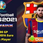 Download PES 2020 EURO Patch Kits 2021
