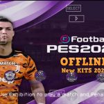 Download PES 2021 Offline PPSSPP Camera PS4