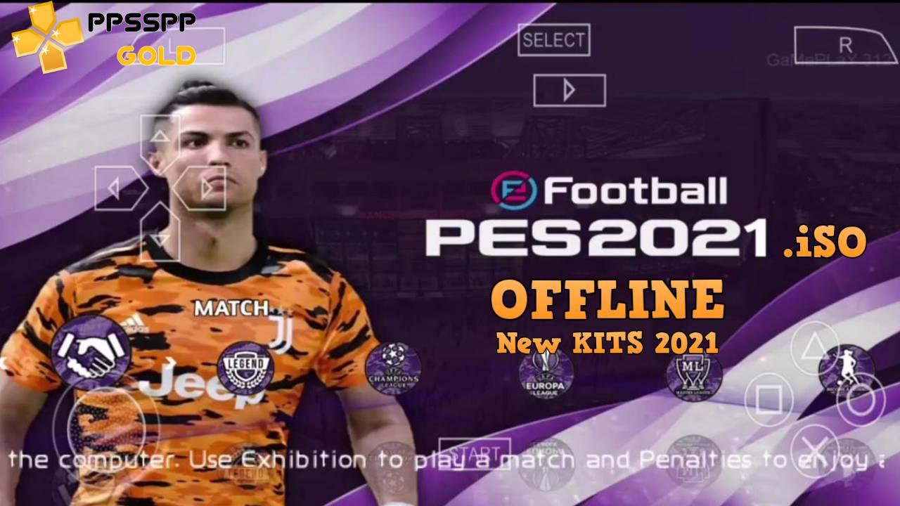 Download PES 2021 Offline PPSSPP Camera PS4