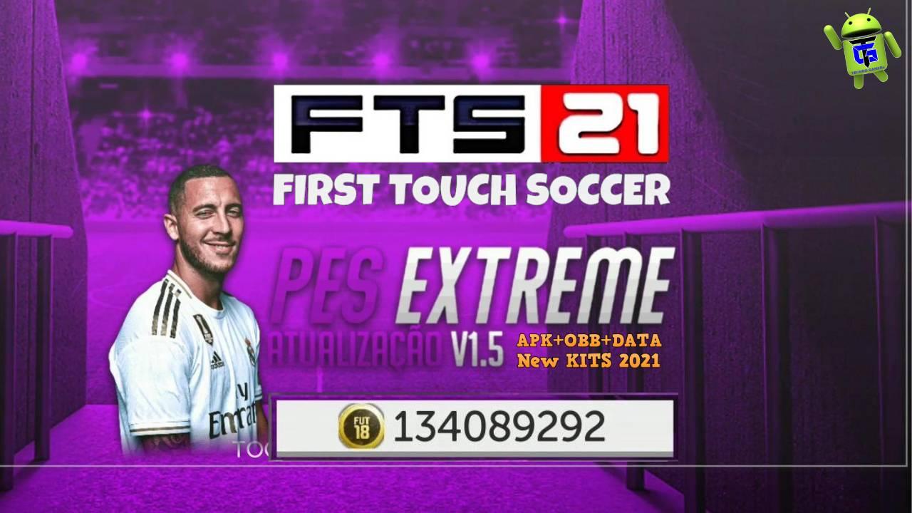 Download PES Extreme Mod FTS 2021 Offline