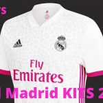 Real Mdrid CF 2021 Kits DLS 20 - Dream League Socce
