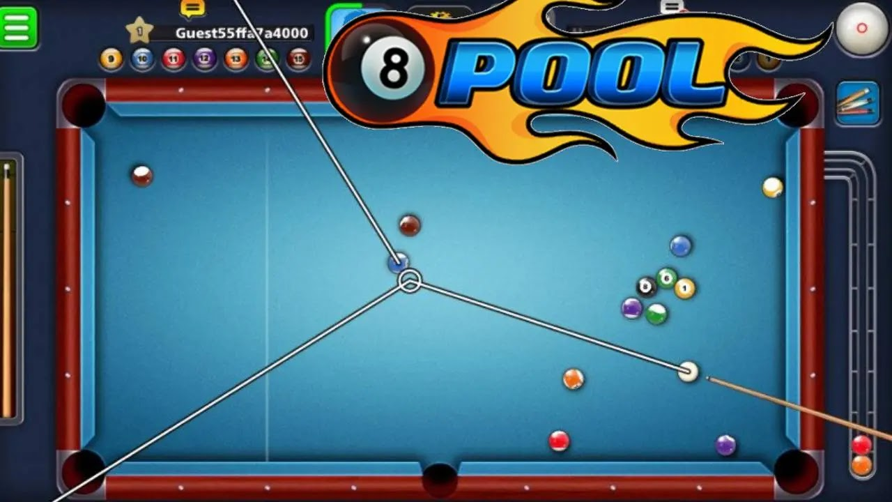 Download 8 Ball Pool Apk Mod Android arrow extension