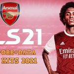 Download DLS 21 APK Mod Arsenal Kits 2021