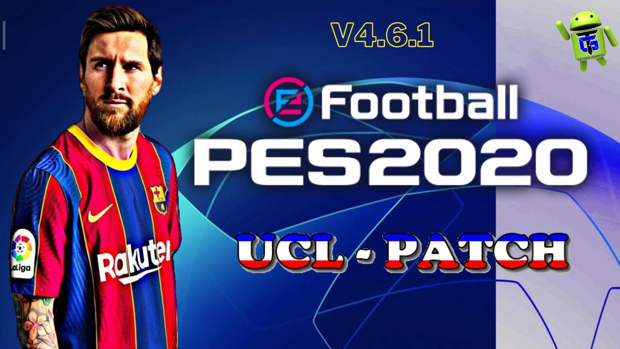 Download PES 2020 UCL Patch OBB Android