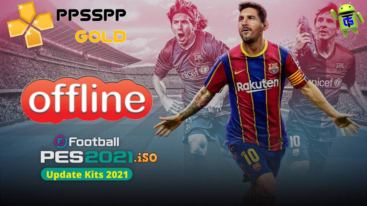 Download PES 2021 Lite Offline Android PPSSPP Update