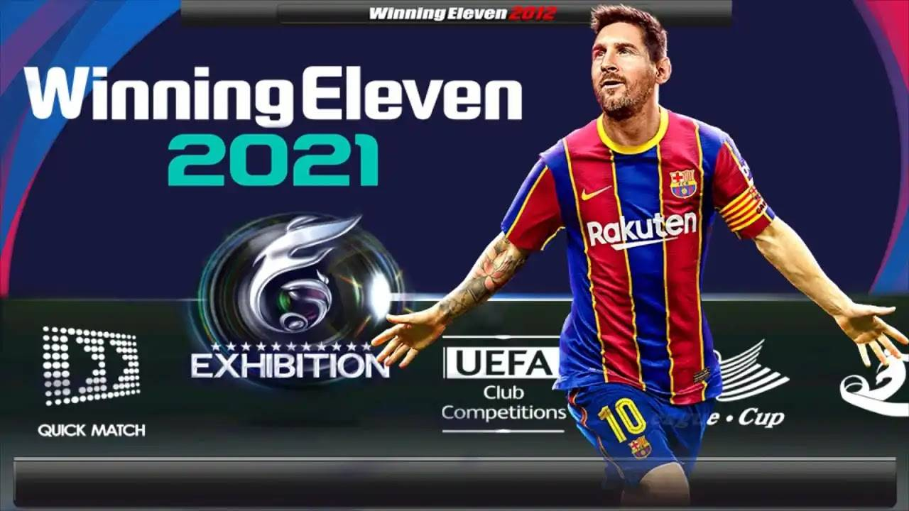 Download WE 21 for Android - Winning Eleven 2021 Mod APK