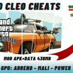 Download Gta SA Lite Compressed CLEO Cheats Android