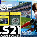 Download DLS 21 Mod COF 20 APK OBB Data Offline