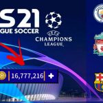 Download DLS 21 UCL Mod Champions League Edition Android