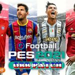 eFootball PES 2021 Mobile Patch Android Download