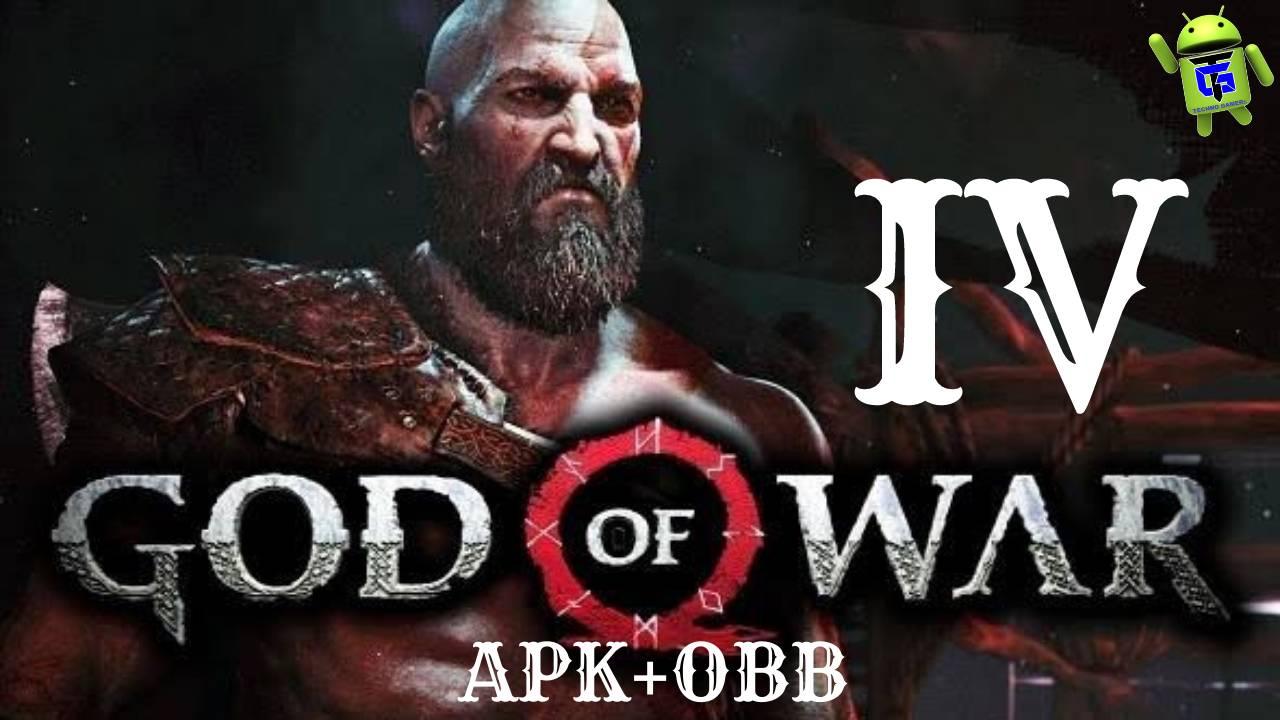 Download God Of War 4 Apk Obb Mod Android