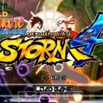 Naruto Shippuden Ultimate Ninja Storm 4 PPSSPP for Android