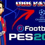 Download OBB Patch PES 2021 Mobile UCL Champions League