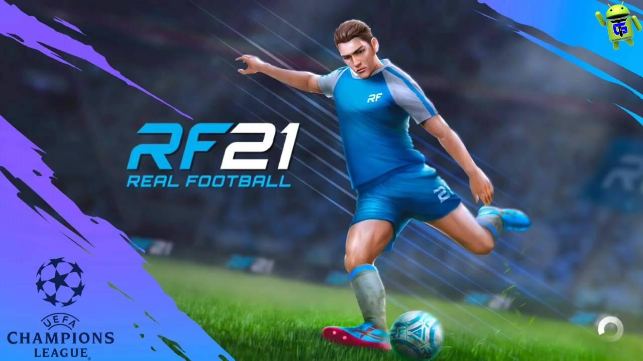 Download RF 21 Real Football 2021 Apk MOD Offline