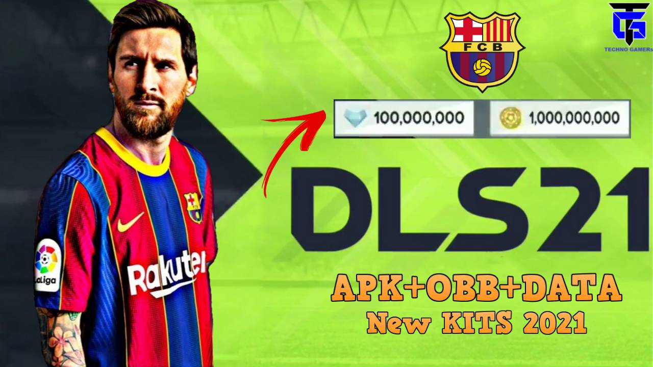 Download DLS 21 Apk Mod Barcelona 2021 for Android