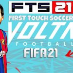 Download FTS 2021 Mod Fifa 21 Volta Android