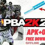 Download PBA 2K20 Mod Apk Obb for android unlimited money