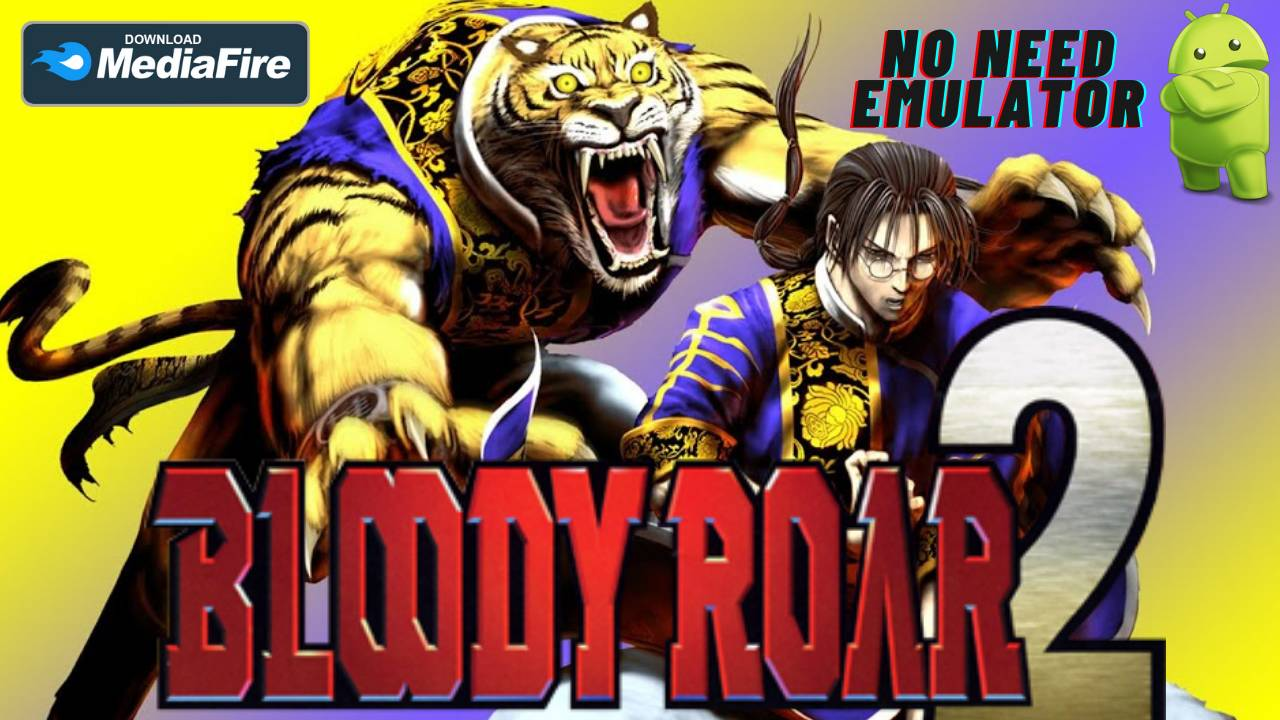 Download Bloody Roar 2 APK Android Game