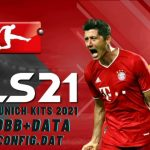 Download DLS 21 APK Bayern Munich Kits 2021 Android