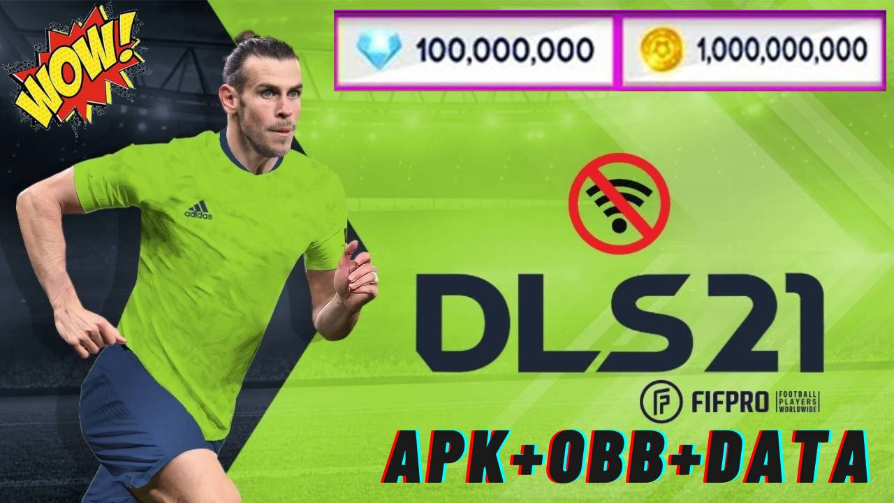 Dls 21 Dream League Soccer 2021 unlimited coins diamond Download