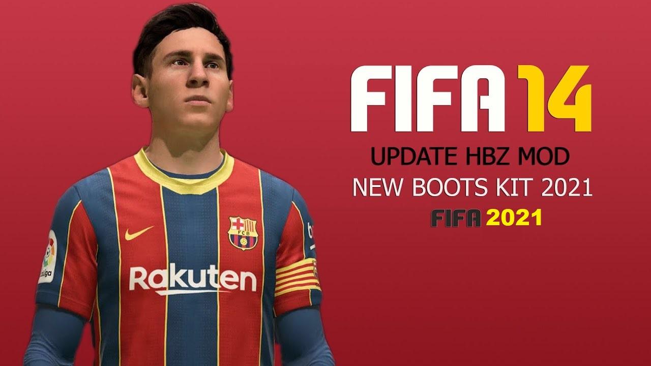 FIFA 14 Mod FIFA 2021 Mobile Download via Mediafire