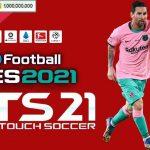 Download FTS 21 APK Mod PES 2021 Offline Mobile