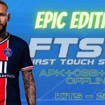 FTS 21 Mod APK+OBB+Data Epic Edition Kits 2021 Download