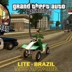 GTA APK Brazil Data game android Download