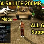 GTA SA Lite Apk Mod Download