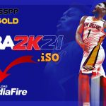 Download NBA 2K21 PPSSPP for Android and iPhone