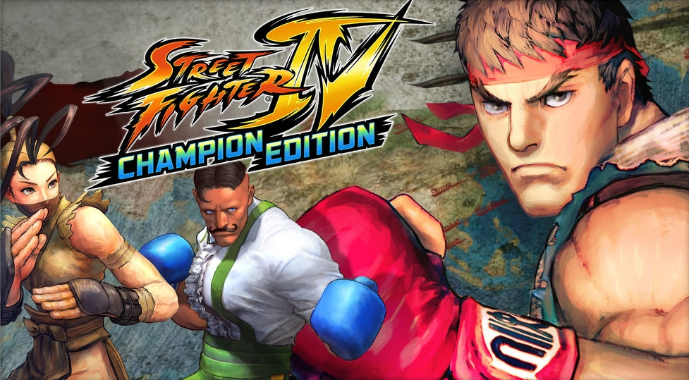 Download Street Fighter IV Champion Edition Unlocked Mod APK