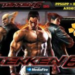 Download TEKKEN 6 PPSSPP for Android