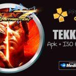 Tekken 7 PPSSPP Android Download