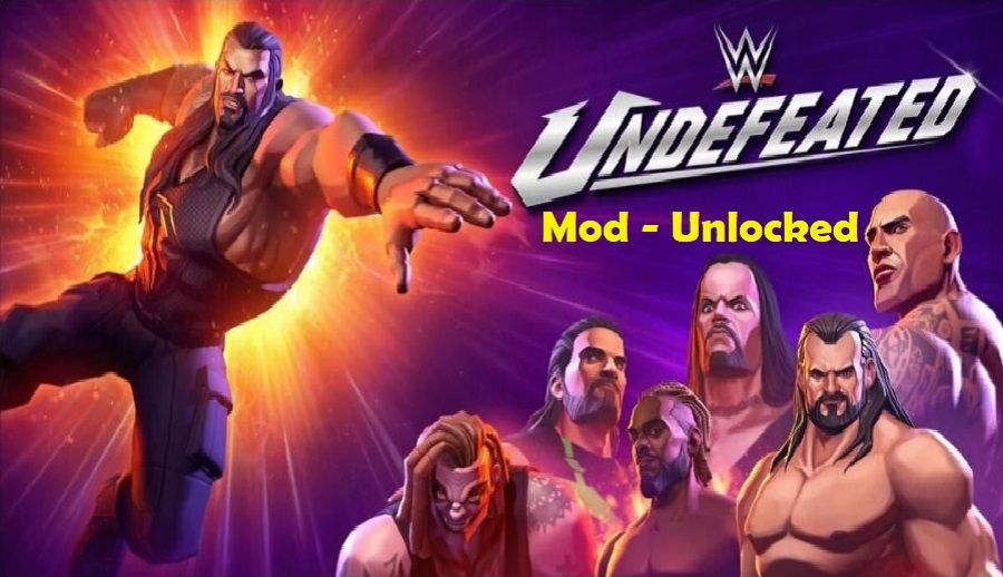 Download WWE Undefeated Apk Mod Unlimited Money