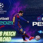 Download PES 2021 APK Mod Obb Patch Unlimited Money