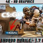 Download CS GO APK Androd Mobile