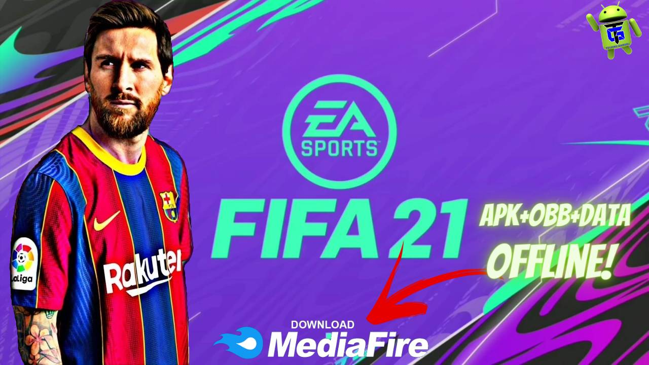 Download FIFA 21 Android Offline Best Graphics Game