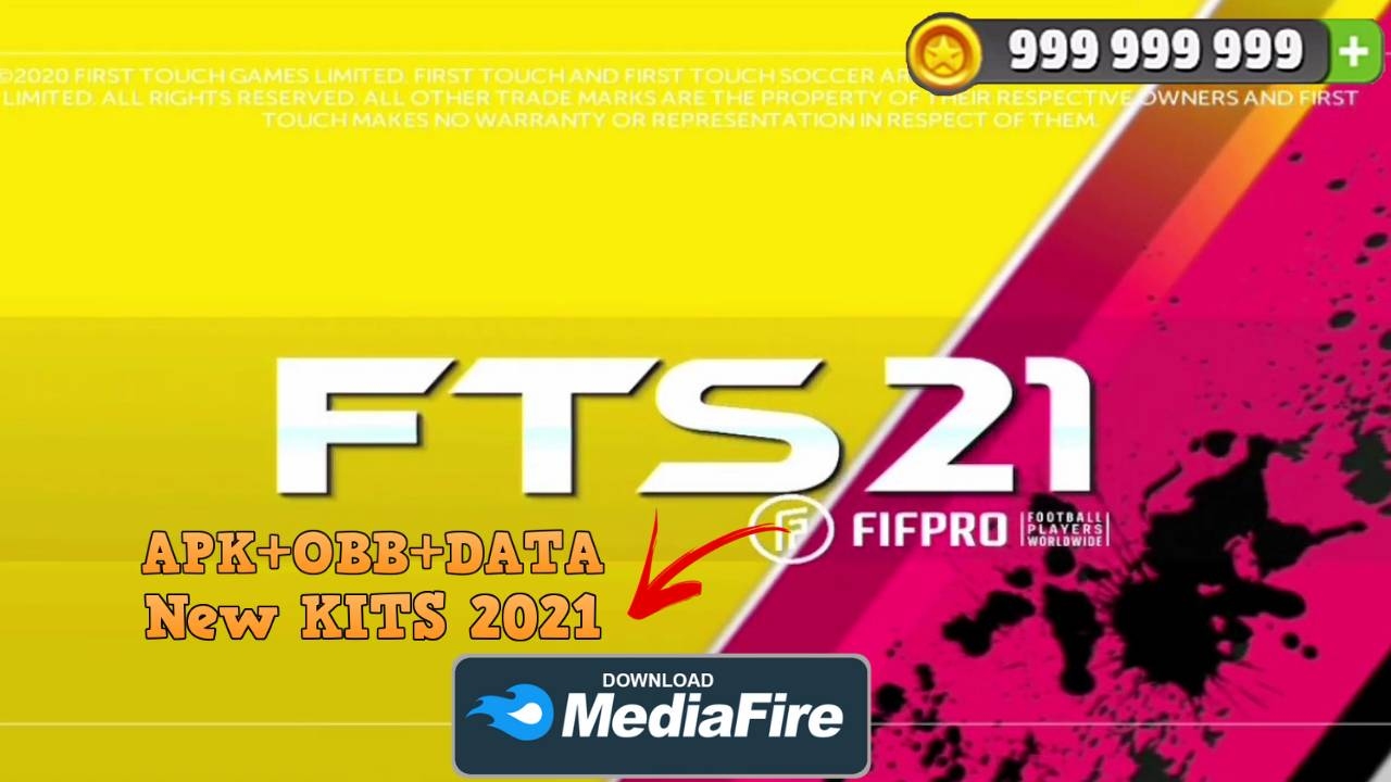 Download FTS 21 First Touch Soccer 2021 Android Mod Game