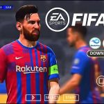 FIFA 22 PPSSPP Android Offline Kits 2022 Download