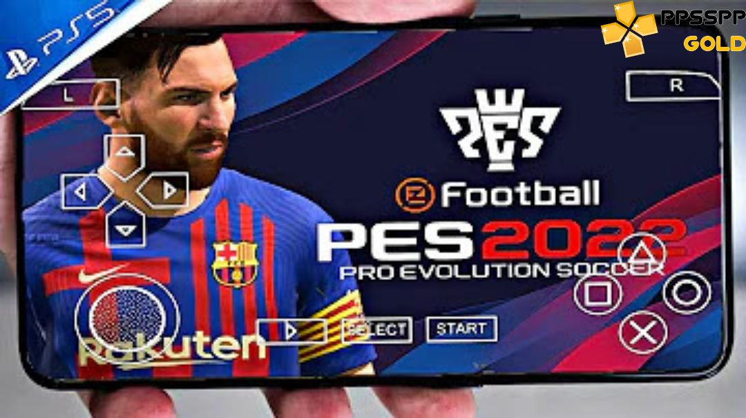 PES 2022 PSP iSO for Android iOS PC PS5 Download
