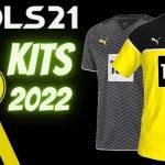 Borussia Dortmund Kits 2022 DLS 21 FTS