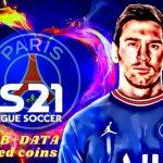 DLS 21 APK Messi to PSG Download