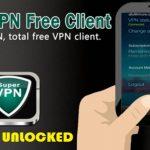 Download SuperVPN APK Mod Premium Unlocked for Android