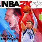 Download NBA 2K22 APK Mod 2022 Unlimited Money